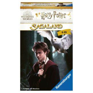 Harry Potter Sagaland Ravensburger movies bordspel