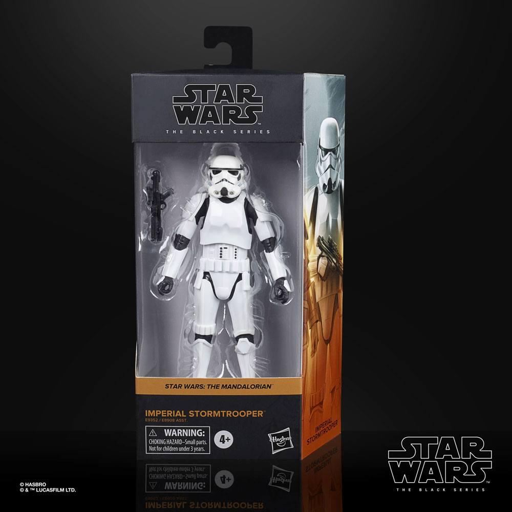 Imperial Stormtrooper Mandalorian Black series figure Star Wars
