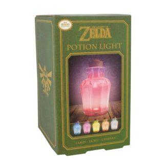 Legend of Zelda Light Potion Jar Nintendo games