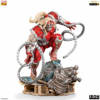 Marvel comics BDS art scale statue Omega Red X-men