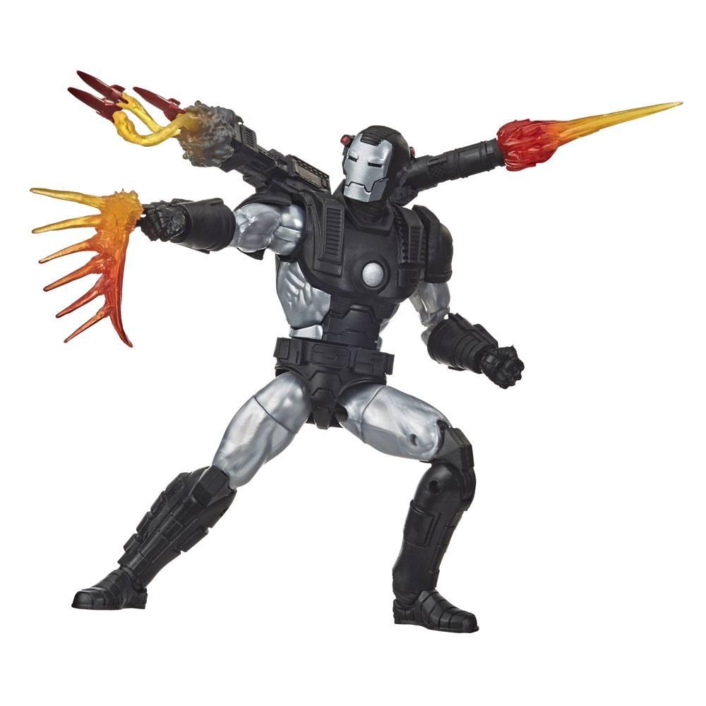 Marvel Legends Action figure Deluxe War Machine Legends