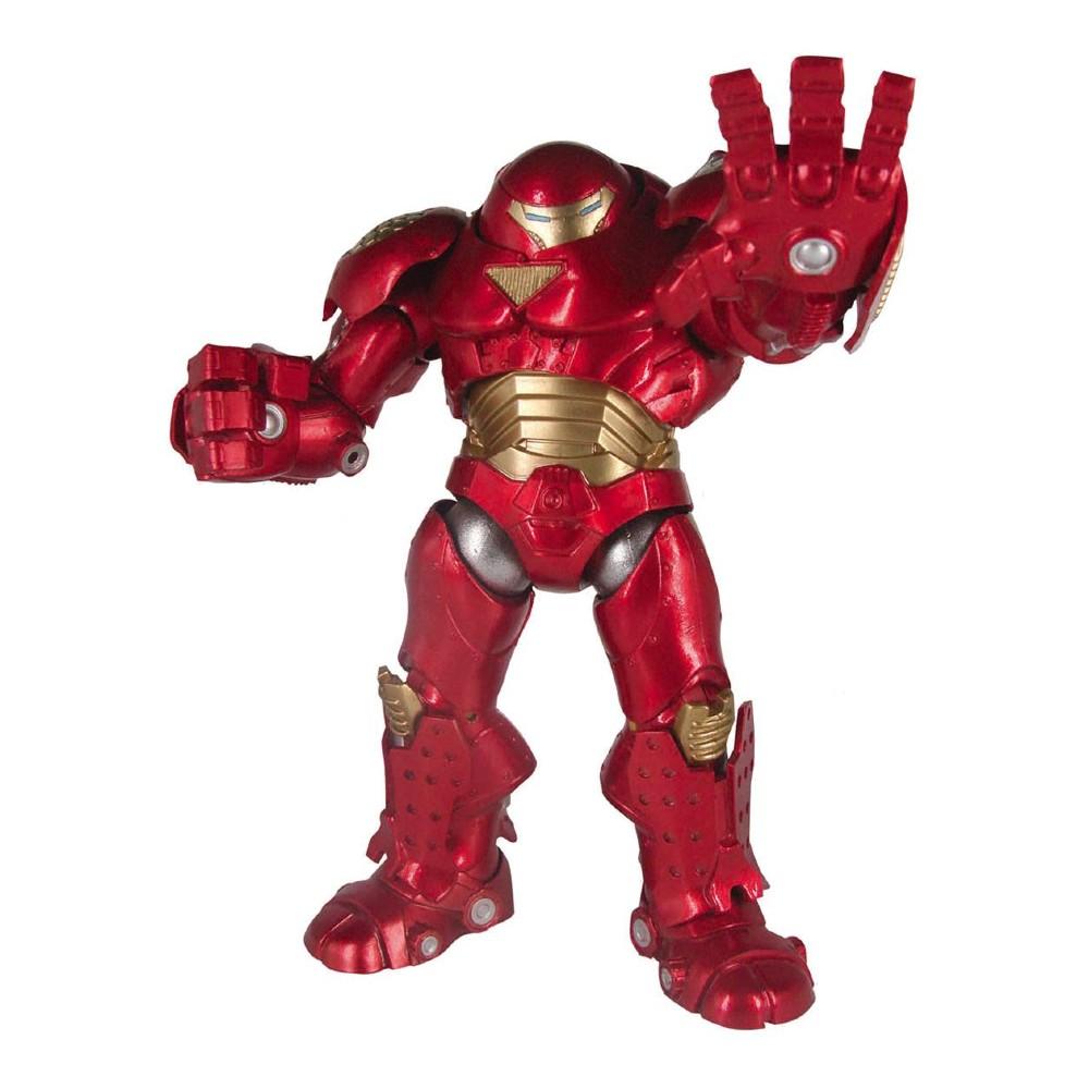 Marvel Iron Man Hulkbuster Select action figure movies