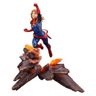 Captain Marvel Premier PVC Statue ARTFX Universe superhelden