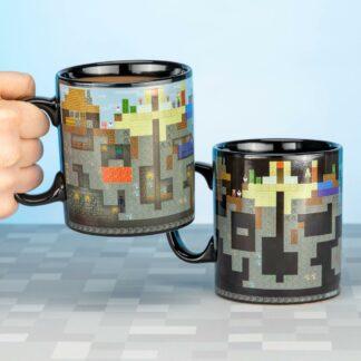 Minecraft Heat change Mok games