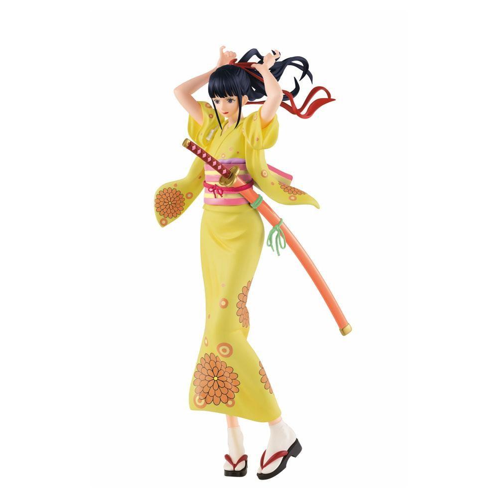 One Piece PVC Statue Robin Okiku Ichibansho series