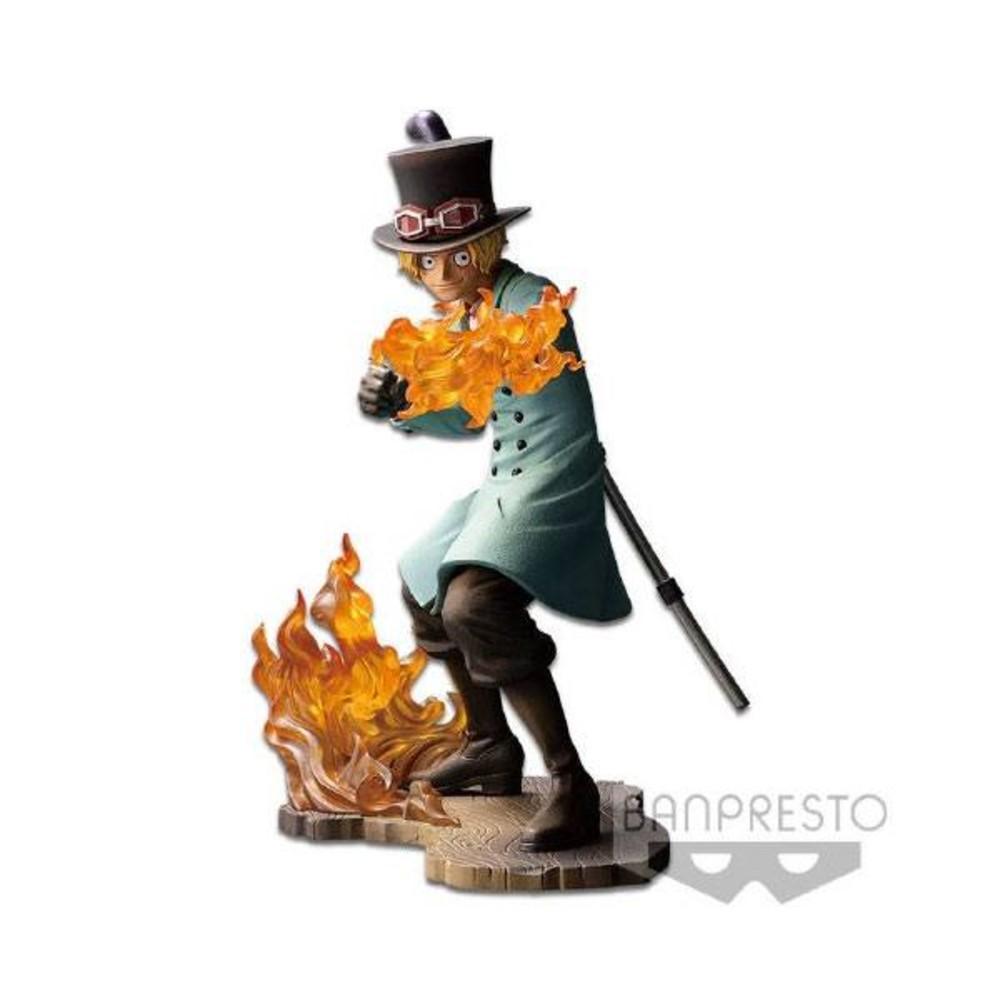 One Piece Stampede Posing Series PVC Statue Sabo
