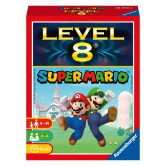 Super Mario level 8 bordspel Ravensburger