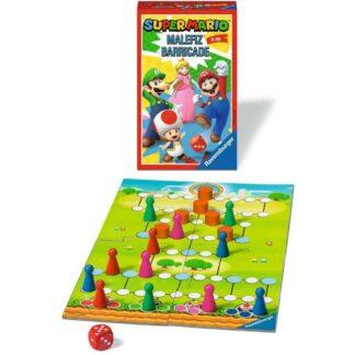Super Mario barricade ravensburger Nintendo Mario