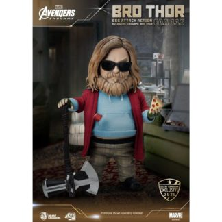 Avengers Endgame Egg Attack action figure Bro Thor Beast Kingdom Exclusive
