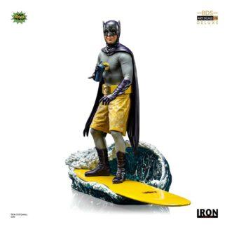 Batman 1966 Deluxe BDS Art Scale Statue 1/10 Batman Iron Studios