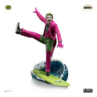 Batman 1966 Deluxe BDS Art scale statue The Joker DC Comics