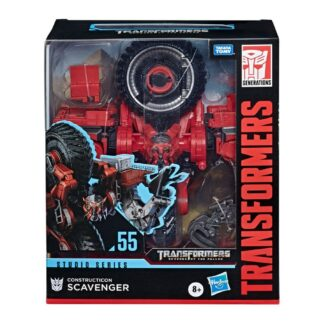 Construction Scavenger Hasbro Transformers movies action figure