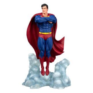 DC Comics Gallery PVC Statue Superman Ascendant Diammond Select Toys