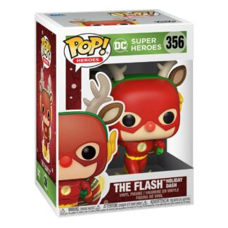 DC Comics Flash Dash Holiday Funko Pop