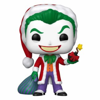 DC Comics Holiday Funko Pop Joker as Santa