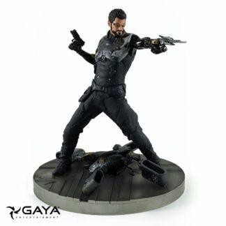 Deus Ex Mankind Divided PVC Statue Adam jensen