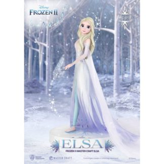 Frozen 2 Master Craft Statue Elsa Disney Beast Kingdom movies
