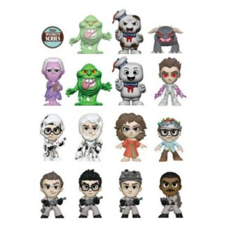Ghostbusters Mystery mini figures exclusive movies Funko