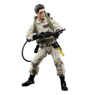 Ghostbusters action figure Spencer Plasma series