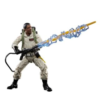 Ghostbusters action figure Zeddemore Plasma series movies