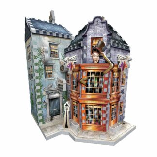 Harry Potter 3D puzzel DAC Wheasley's Wizard Wheezes Daily Prophet movies
