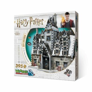 Harry Potter 3D Puzzel The Three Broomsticks Hogsmeade movies wrebbit