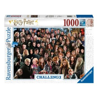 Harry Potter challenge Jigsaw Puzzel Cast 1000 movies