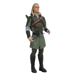 Lord of the Rings Select action figure Legolas movies Diamond Select Toys