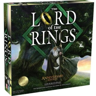 Lord of the Rings bordspel anniversary edition movies
