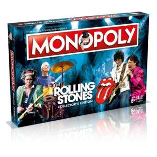 Monopoly bordspel Rolling Stones overig bordspel