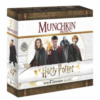 Munchkin bordspel Harry Potter Deluxe edition movies
