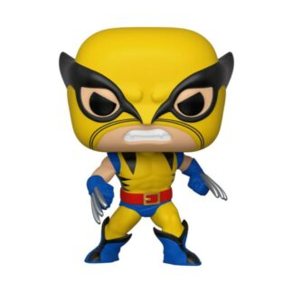 Wolverine Marvel Funko Pop First Appearance 80th