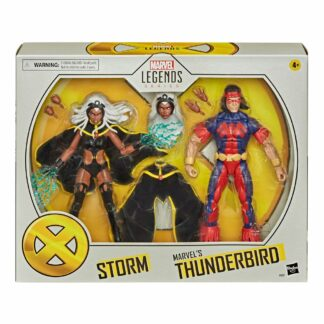 Marvel Legends action figure 2-pack Storm Thunderbird