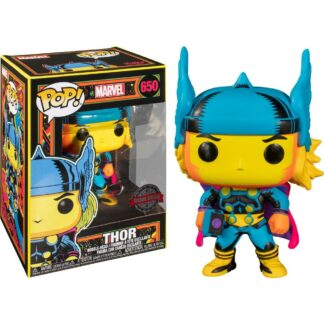 Marvel Funko Pop Black Light Thor