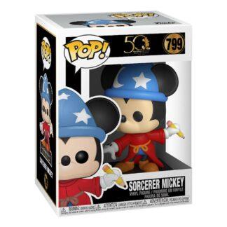 Mickey Mouse Funko Pop Disney Archives Vinyl Apprentice Mickey