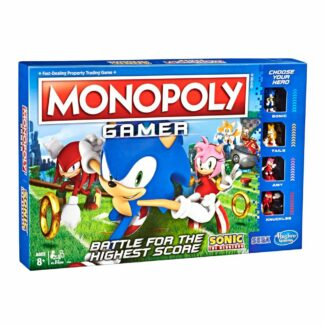 Sonic bordspel Monopoly games games Sega bordspel