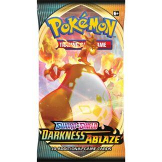 Pokémon Boosterpack Darkness Ablaze Nintendo Pokémon Trading Card Company
