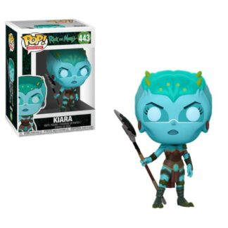 RIck and Morty Funko Pop Kiara series