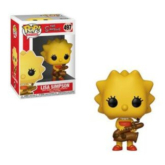 The Simpsons Funko Pop Lisa series