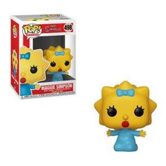 Simpsons Funko Pop Maggie series