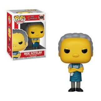 The Simpsons Funko Pop Moe series