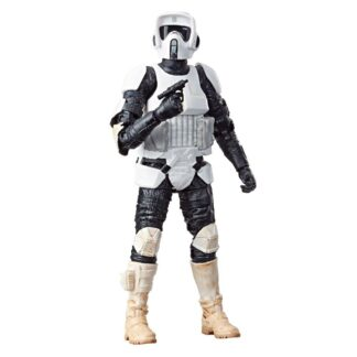 Star Wars Black series archive action figure Scout Trooper Hasbro