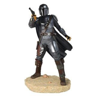 Star Wars Mandalorian Premier Collection MK 3 series Star Wars Gentle Giant