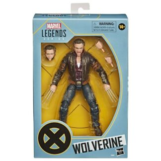 X-Men Marvel Legends series action figure Wolverine Hasbro