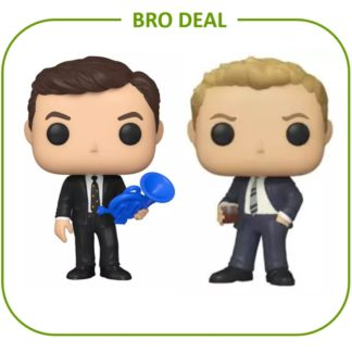 Bro Deal Barney Stinson Ted Mosbey Funko Pop