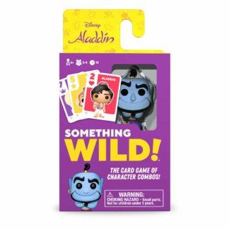 Aladdin Card Game Something Wild bordspel Disney