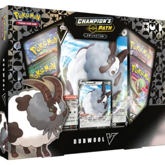 Pokémon Trading Card Company Duwool V Box Nintendo Champion's Path