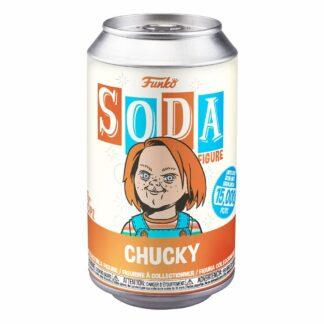 Child's play pop SODA Chucky movies Vinyl Funko