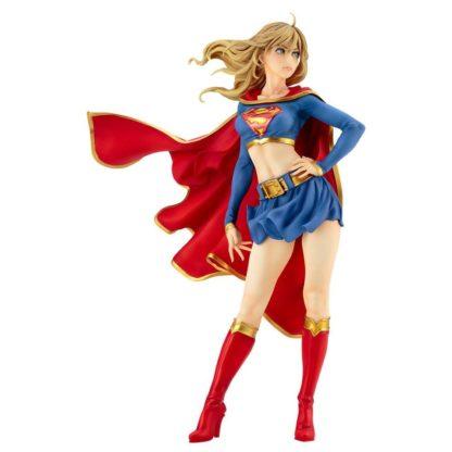DC Comics Supergirl Statue Bishoujo Kotubikya superhelden