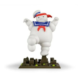 Ghostbusters Vinyl Figure Stay Puft Marshjmallow Man Karate Puft LC Exclusive